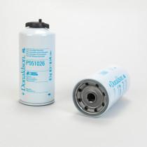 FILTRO DE GASOIL SEPARADOR DE AGUA TWIST&DRAIN P551026 Donaldson